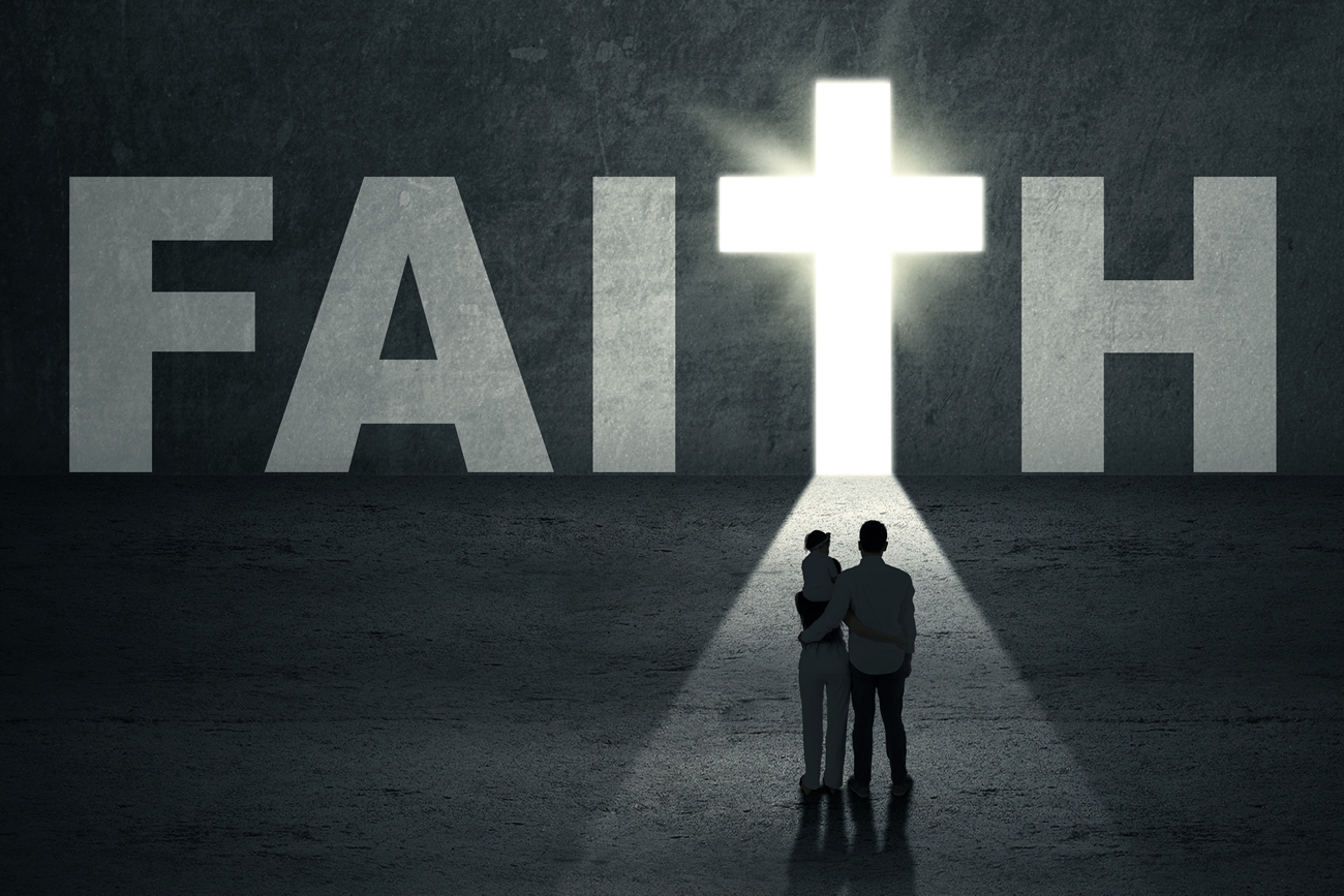 Believing In God – FAITH